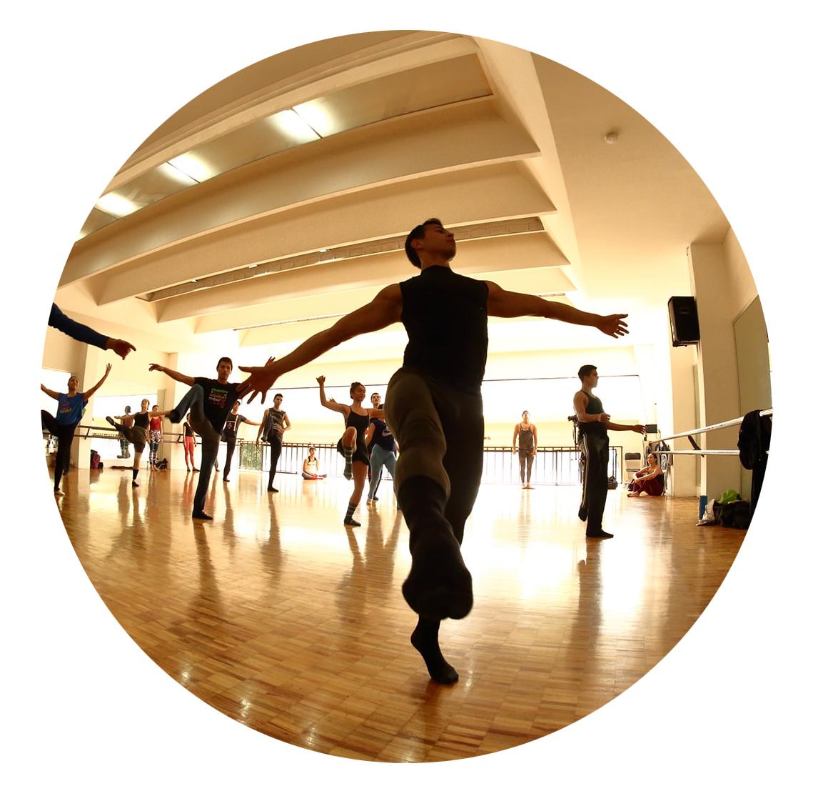 Historia Escuela de Ballet