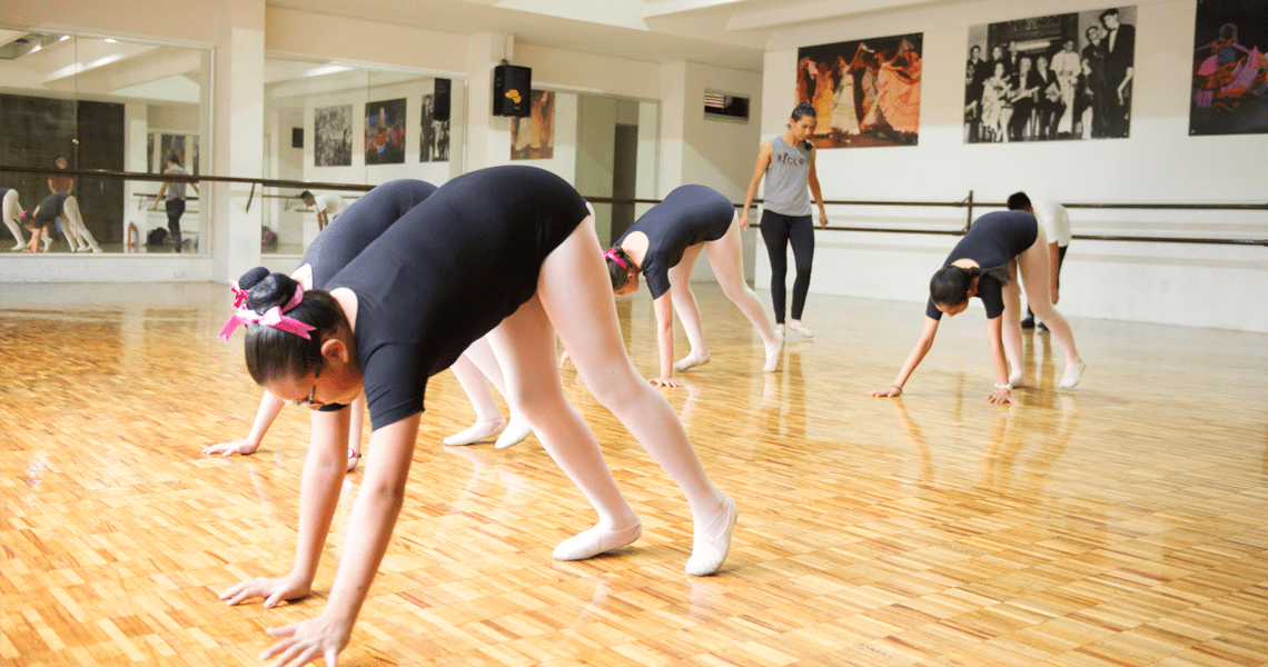 Danza Folklórica Infantil